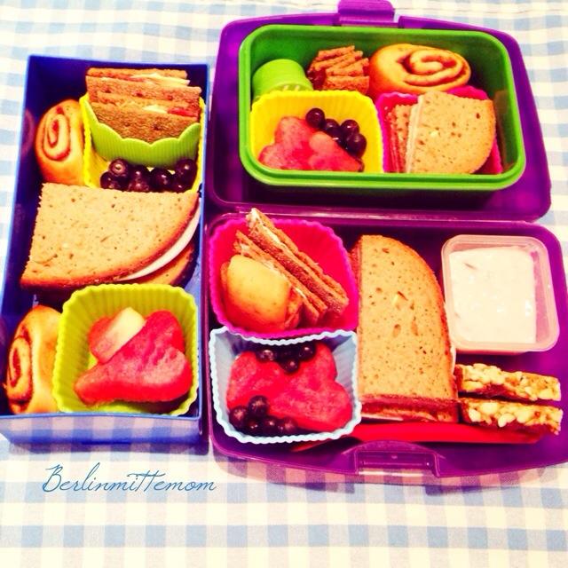 Morgenroutine mit Kindern, Bento Zen, Bentoboxen für Kinder, Morgenmufflon