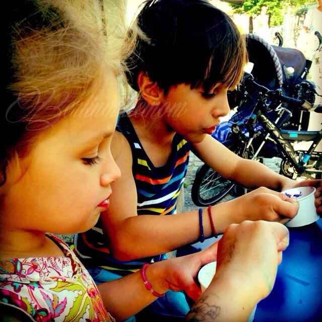 Was ich von meinen Kindern lerne, carpe Diem