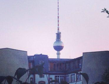 Wochenende in Bildern, TV Tower, Telespargel, Fernsehturm,