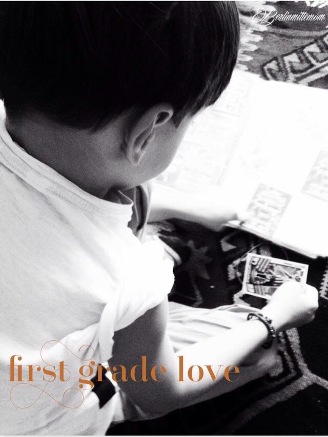 First grade love, Sandkastenliebe, Verliebtheit bei Kindern