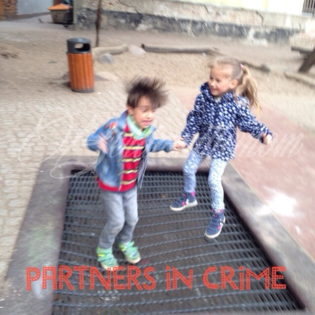 Tomatenquetsche, Quatschmacher, Partners in Crime