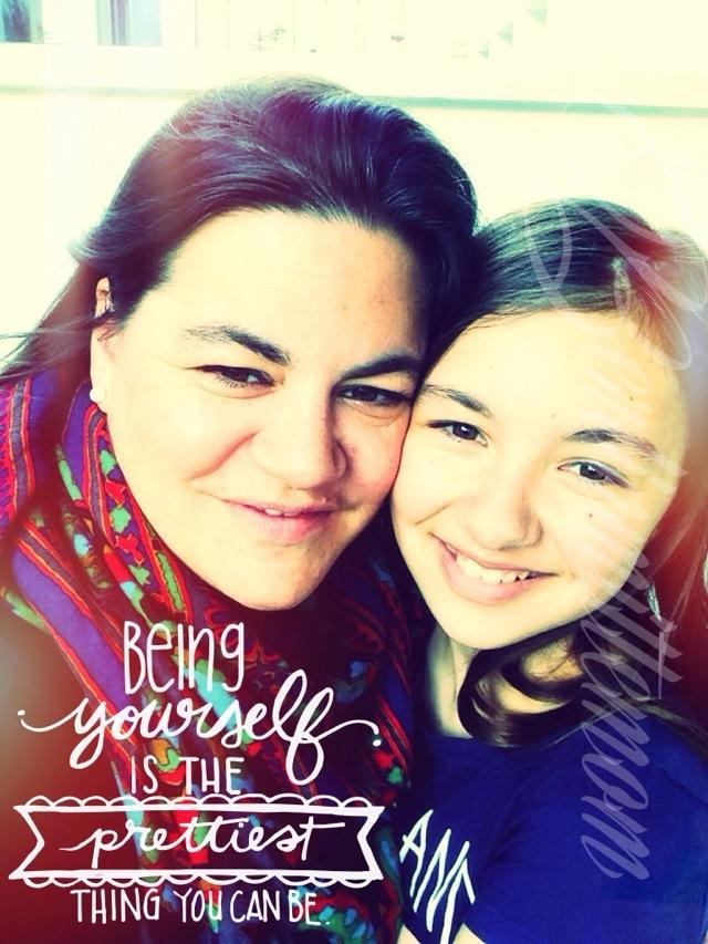Body Shaming, Mutter und Tochter, Pubertät, Berlinmittemom, Herzensmädchen, Mehr Mut zum Ich