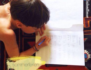 lernen in den Ferien, Scoyo, Blogparade