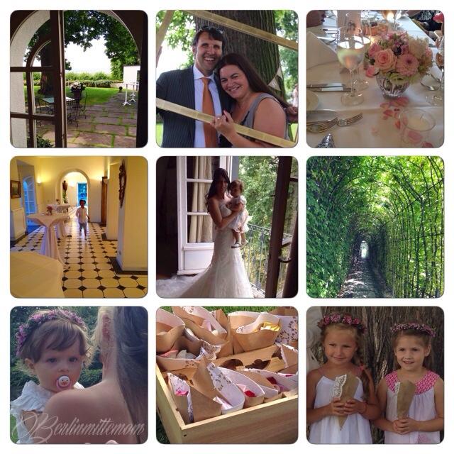 Hochzeitswochenende, Familienfeier, wedding weekend, Familienfest