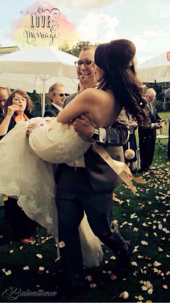 Hochzeitswochenende, Brautpaar, Happy Couple, Newlyweds