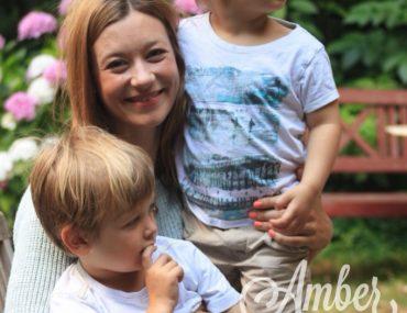 Mütter Interview, Amber Riedl, Interviewreihe, die gute Mutter