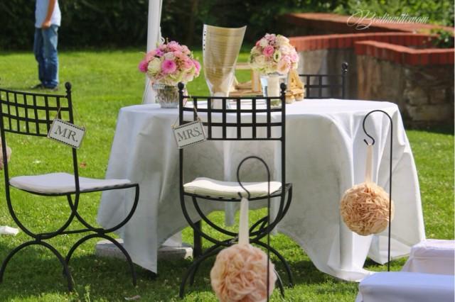 Hochzeitswochenende, Mr and Mrs. Hochzeit