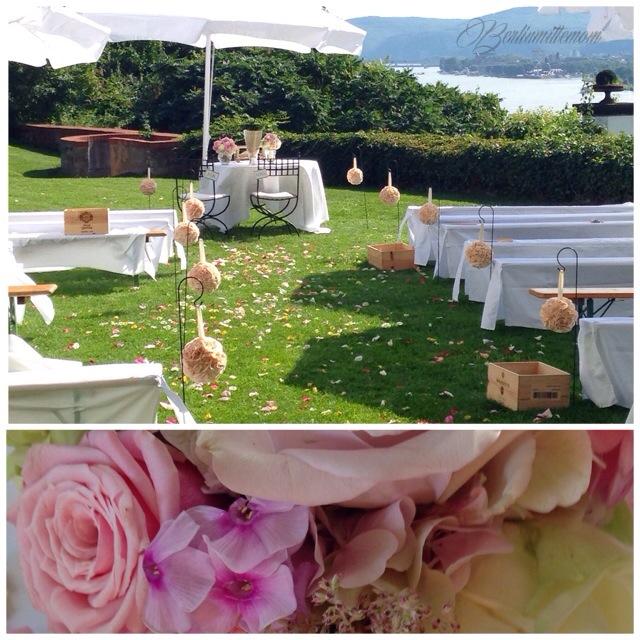 Hochzeitswochenende, Weddingweekend, Klostergut Besselich