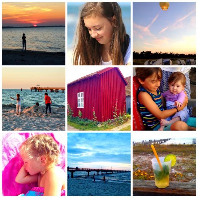 Sommerliebe, Darß, Sommerferien mit Kindern, Ostsee