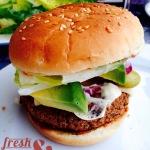 resumee der veggie-challenge ::: veggie-burger-rezept und sommer-bbq