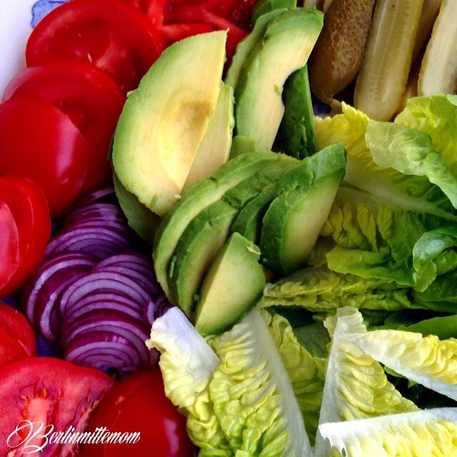 Veggie Burger Rezept, vegetarische Grillrezepte, Veggie Challenge