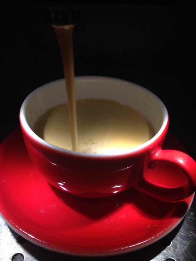12v12, 12 von 12, Espresso