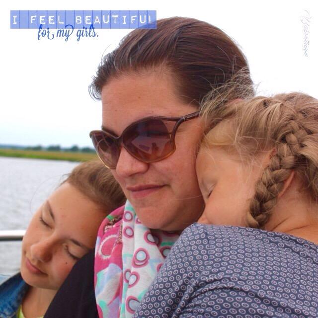 I feel beautiful for my girls, Dove, Video, Mütter und Töchter