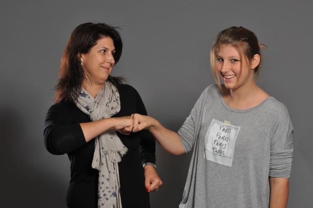 Mutter Tochter Wochenende, Fotoshoot, Workshop, Mehr Mut zum Ich