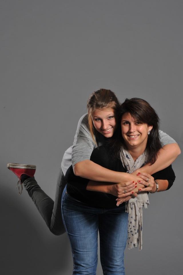 Mutter Tochter Wochenende, Fotoshoot, Workshops