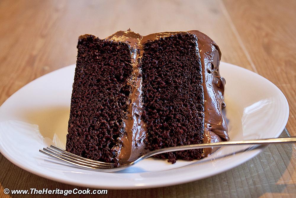 Medienerziehung mit Kindern, Double Layer Chocolate Cake