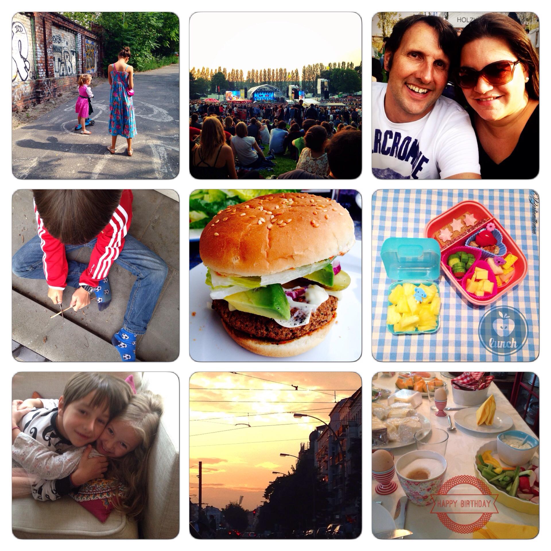 Monatsrückblick im September, Monat in Bildern, Fotos des Monats, Instagram, Instaframe