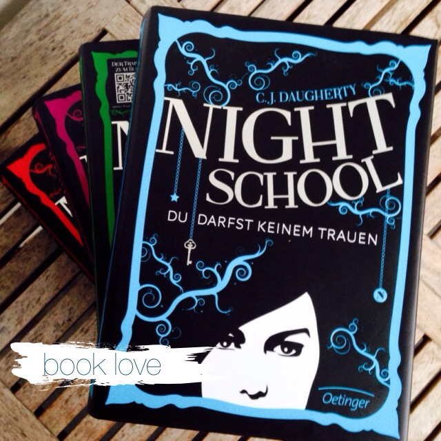 Book Love, Night School, Kinderbuch, Tipp
