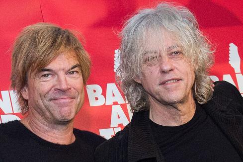 Band Aid 30, Bob Geldof, Campino