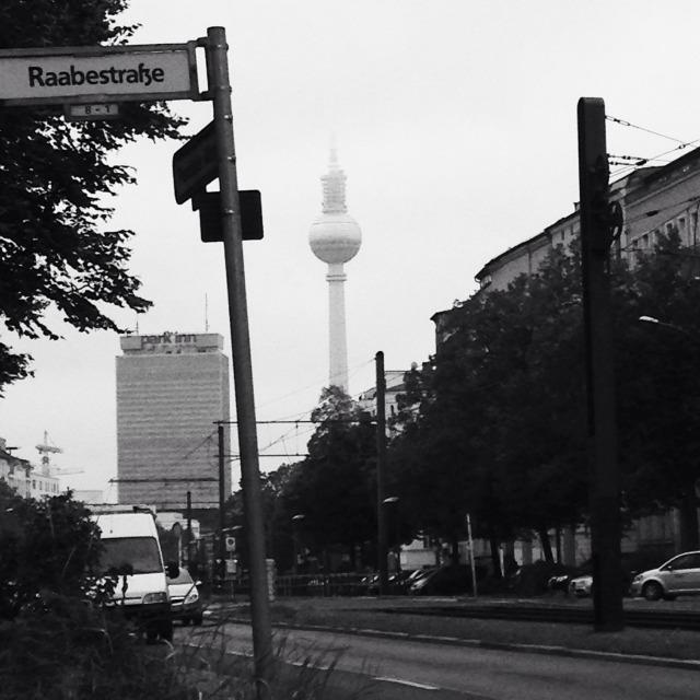 25 Jahre Mauerfall, Berlin, DDR, Ostberlin, Fernsehturm