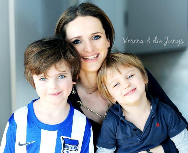 Verena Pausder, Verena und die Jungs, die gute Mutter, Mütterinterview, Interviewreihe