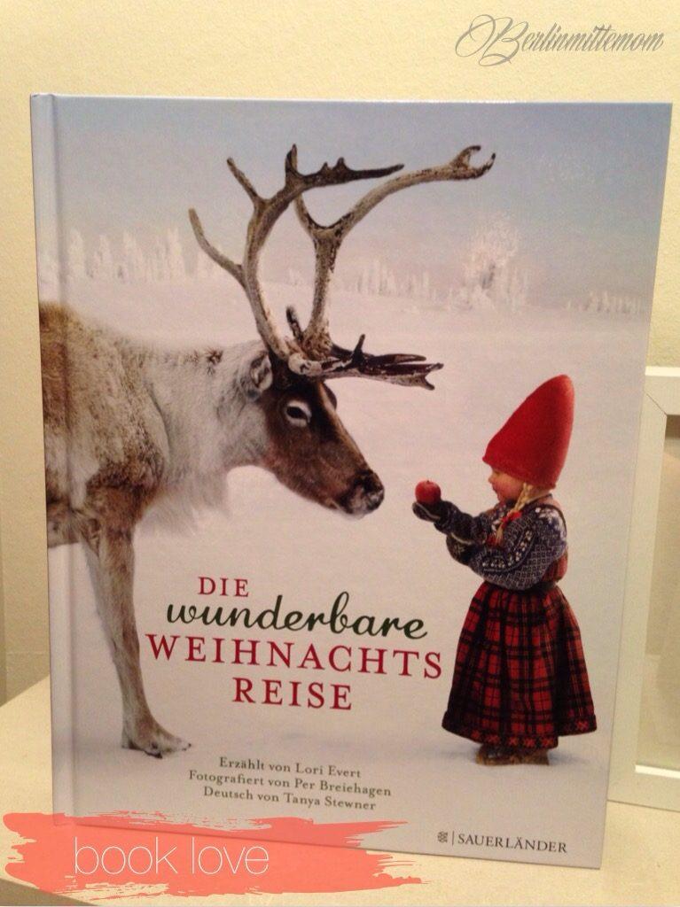 Booklove, eine wunderbare Weihnachtsreise, Kinderbuch, Weihnachtsbuch