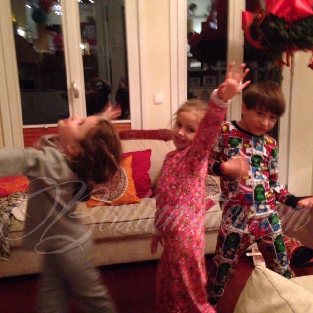 12 von 12, 12v12, Dezember, Dancing Babies, Minidisco