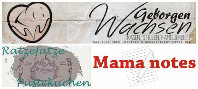 Adventskalender, Mama Blogs, Momblogger