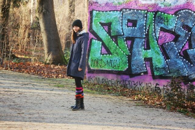 Sonntagsspaziergang, Sonne, Berlin, Familie, Berlinmittemom, Graffiti, Streetart, Herzensmädchen, Kinder, Berlinmittekids