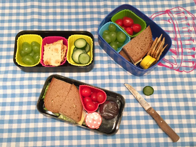 Bentobox, Snackbox, Berlinmittebento, Lunchboxdiary