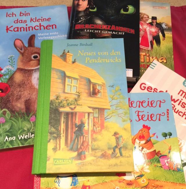 Kinderbücher, Ausbeute, 12v12, 12 von 12