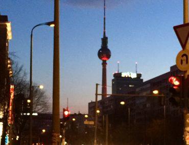 12 von 12, 12v12, draußen nur kännchen, Fernsehturm, Berlinskies