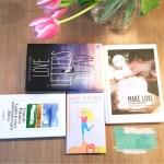 5 Bücher für 2015, Blogstöckchen, Leseliebe, Book love