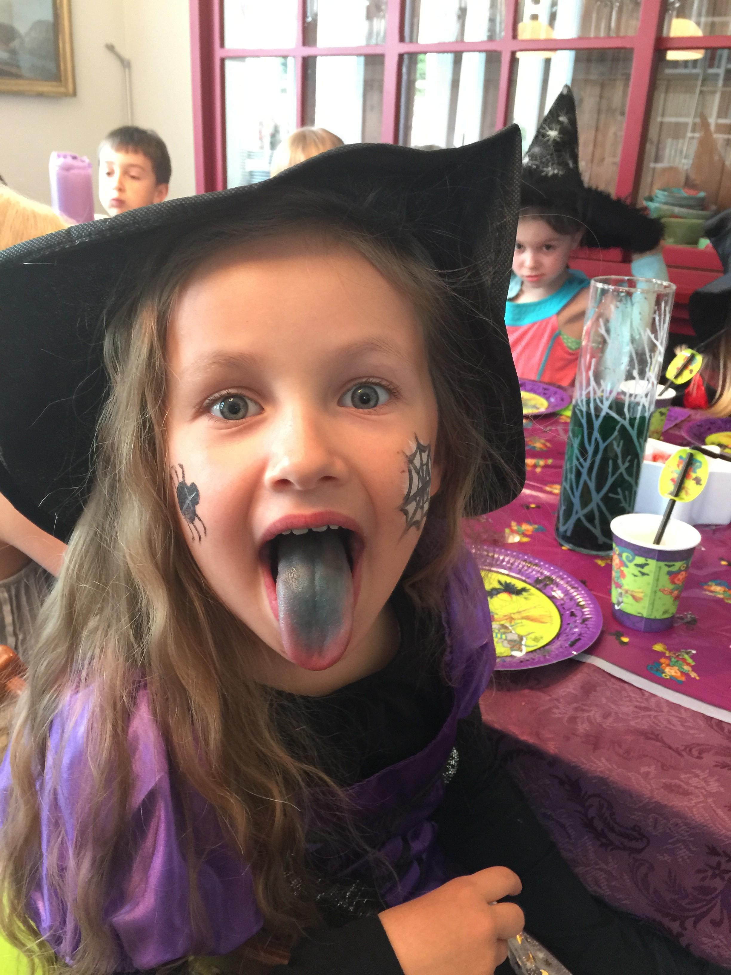 Hexengeburtstag, Kindergeburtstag, feiern, Geburtstagsparty