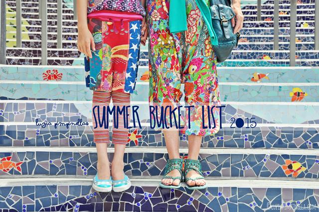 Sommerliebe, Gastartikel, Luzia Pimpinella, Bucket List