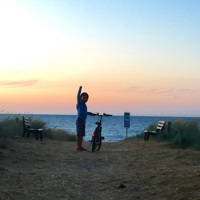 Darss 2015, Sommerurlaub, Ostsee, Familienurlaub, Bilderbuch, Fotoalbum