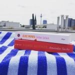 12 von 12, Booklove, Telespargel, Rooftoppin, Berlin