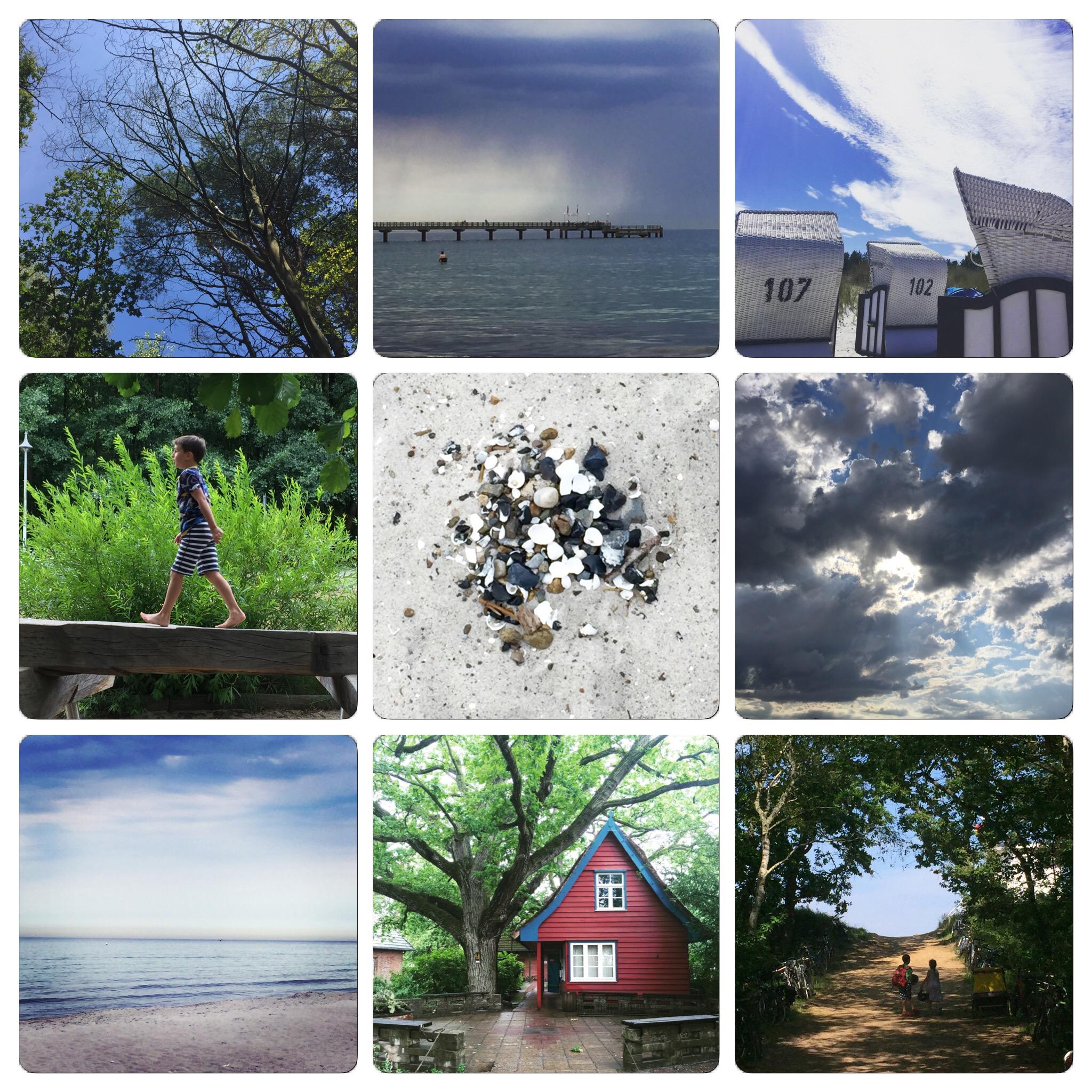 Darss 2015, Sommerurlaub, Ostsee, Familienurlaub, Bilderbuch, Fotoalbum, Mama Blog, Familie, Tipps, Reise,