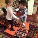 was heißt freundin auf farsi? ::: dreisprachiger adventssonntag & ein kleines fest