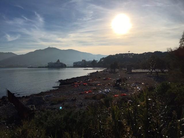 Lesbos, Flüchtlingshilfe, Refugees Welcome, Flüchtlingsroute, Brief an meinen Sohne