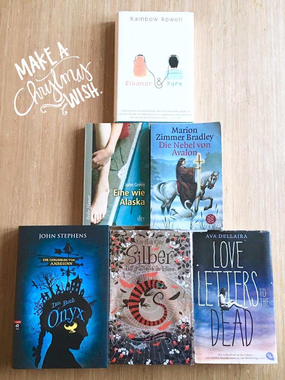 Buchtipps, Jugendbücher 2015, Geschenktipps zu Weihnachten, Booklove, Lesetipps, Rezension