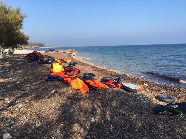 Flüchtlingshelferin, Lesbos, Refugees Welcome, Flüchtlingsroute, Idomeni, Blogger für Flüchtlinge