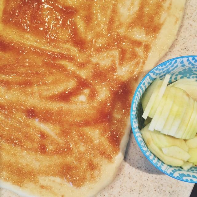 Pull Apart Muffins, Rezept, Zimt, Äpfel, Backen, Alltagsrezepte, Leben mit Kindern