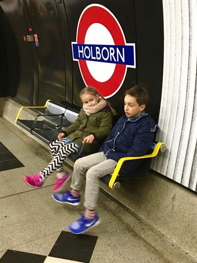 London mit Kindern, Subway, Reisen mit Kindern, Städtereisen, Tipps