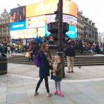 london mit kindern pt. II ::: von st. paul's cathedral bis zum picadilly circus