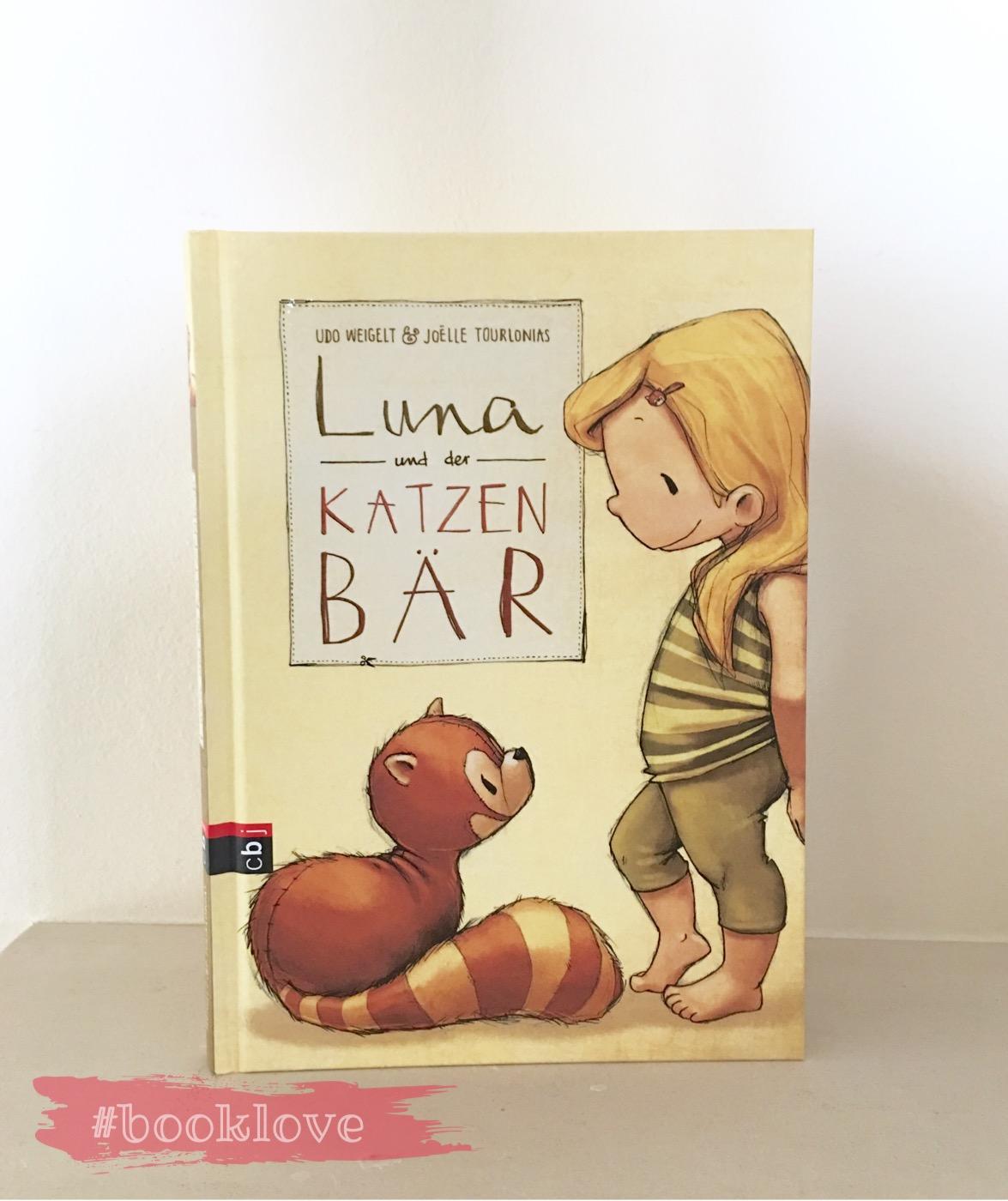 Luna und der Katzenbär, Buchempfehlung, Giveaway, Kinderbuch, Buchtipp, Rezension, Erstleser