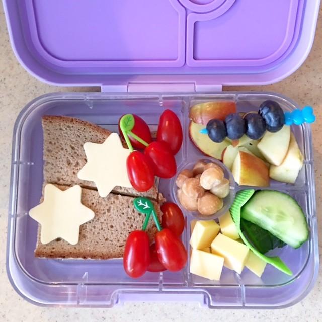 12 von 12, 12v12, Lunchbox, Yumbox, Leben mit Kindern, Brotdose