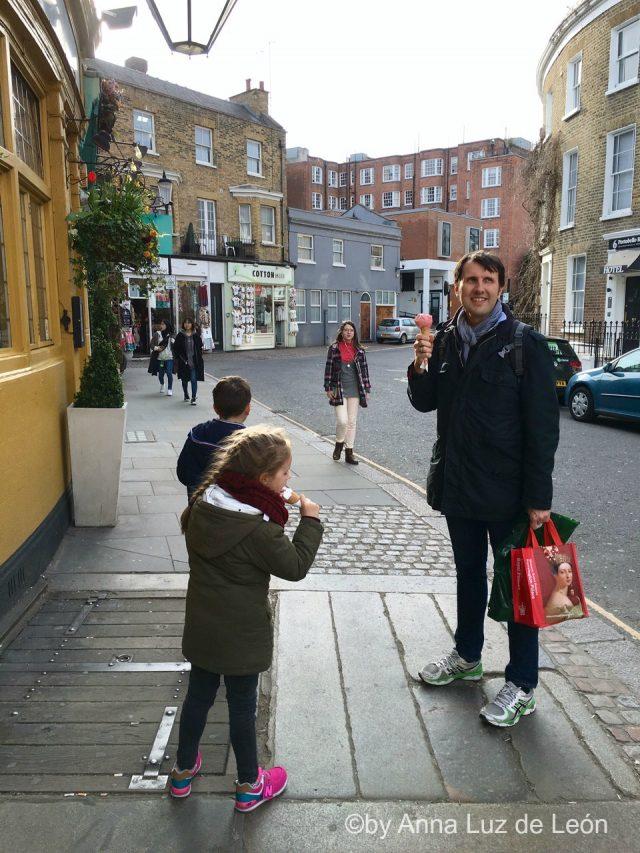 London mit Kindern, Notting Hill, Portobello Road, Travelblog, Reisen mit Kindern, Städtereisen, Familienreisen
