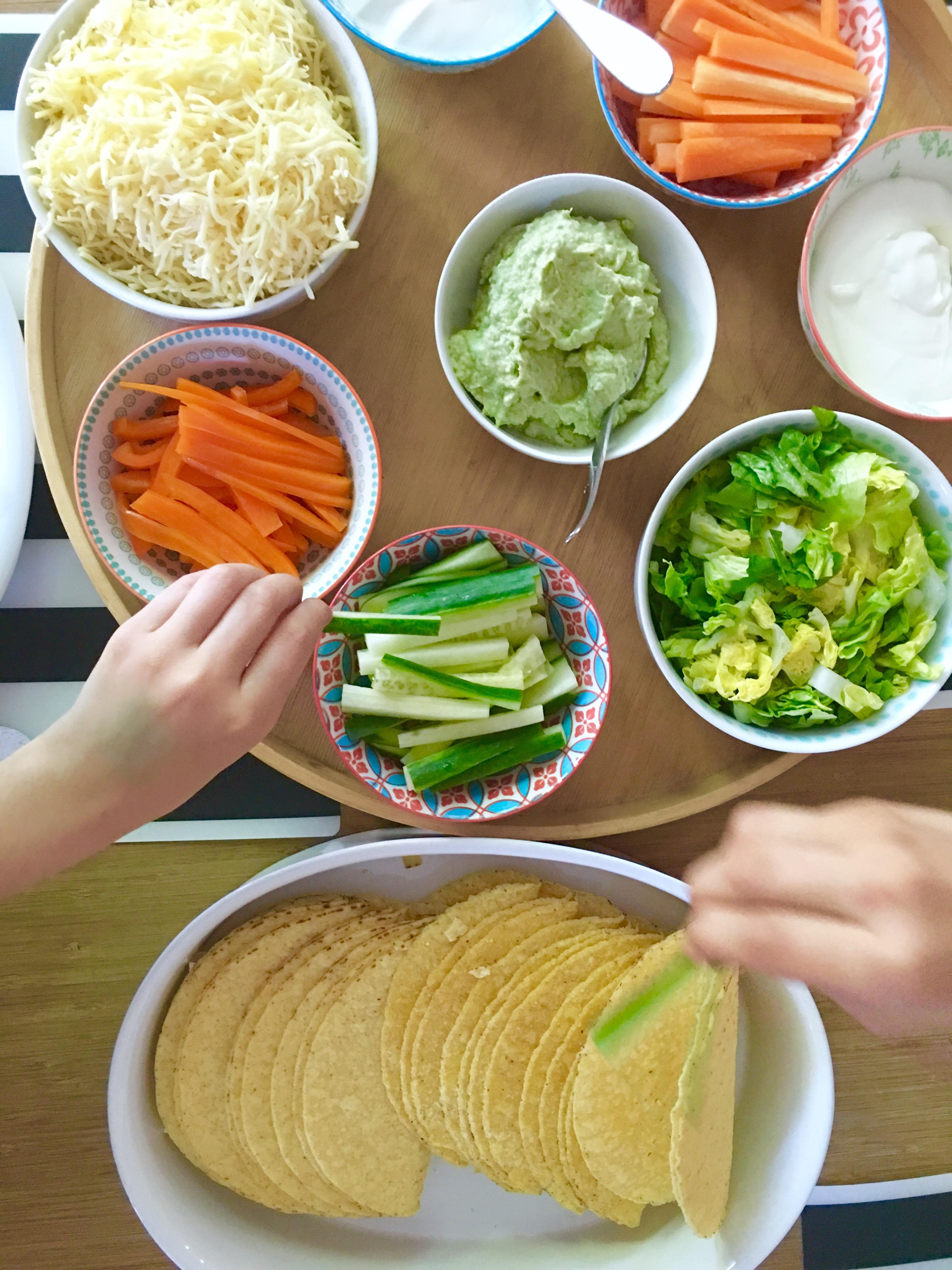 Taco, Rezept, Leben mit Kindern, Elternhacks, Schnelle Küche, frisch, mexikanische Küche, TexMex, Mamablog, Kinderessen, Lieblingsessen