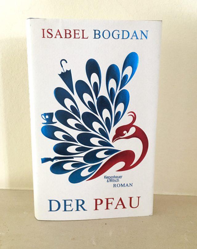 Freitagslieblinge, Pfau, Isabel Bogdan, Booklove, Buch der Woche